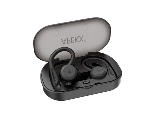 Wireless Headphones, True Wireless Bluetooth 5.0 Sports Earbuds, IPX7 Waterproof Stereo HiFi Sound, Built-in Mic Earphones - Linden & Burk
