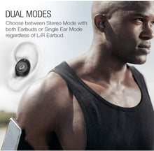 Load image into Gallery viewer, Wireless Earbuds with Immersive Sound, Bluetooth 5.0 Earphones in-Ear with Charging Case Easy-Pairing Stereo Calls/Built-in Microphones/IPX5 Sweatproof/Pumping Bass for Sports, Workout, Gym - Linden & Burk