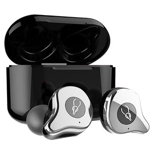 Upgraded Sabbat E12 Ultra Bluetooth Earbuds 5.0 TWS HIFI Earphone Sports In-Ear Earbuds Waterproof Headset Wireless Charging - Linden & Burk