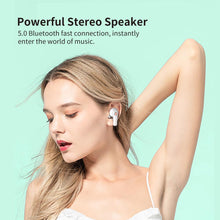 Load image into Gallery viewer, New TWS Earphones Wireless Headphone Bluetooth 5.0 Earphone Earbuds Touch Control Bass Sport Headset With Mic For Xiaomi - Linden & Burk