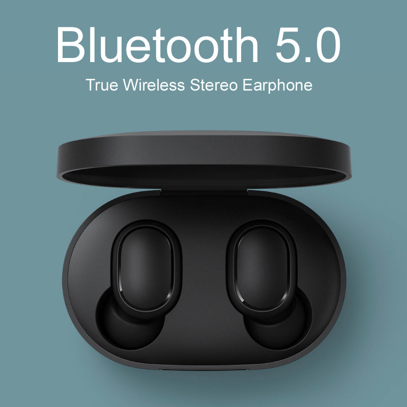 Wireless Earbud Voice Control Bluetooth 5.0 with Noise reduction - Linden & Burk