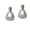 The99Jewel Marcasite Stone Stud Earrings