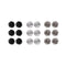 14Fashion Multicolor 9 Pair Of Stud Earrings Set - 1309204B