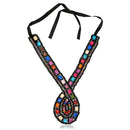 Urth Zinc Alloy Multicolour Beads Necklace