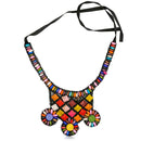 Urthn Beads Multicolor Necklace