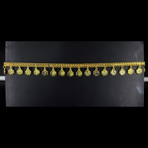 Mahavir Gold Plated Chain Kamarband - DK A-10 KANDORA
