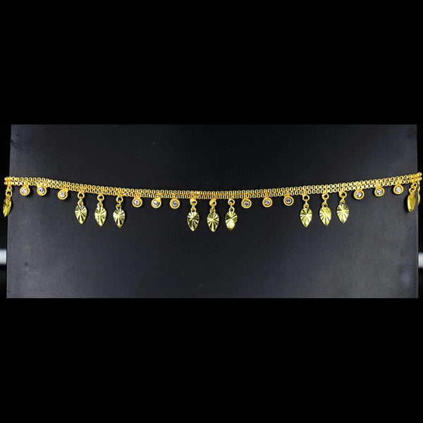 Mahavir Gold Plated Chain Kamarband - DK A-15 KANDORA