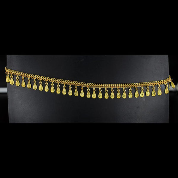 Mahavir Gold Plated Chain Kamarband - DK A-5 KANDORA