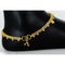 Mahavir Gold Plated Payal - DK B-16 PAYAL