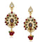 The99Jewel Kundan Austrian Stone Dangler Earring - 1305505