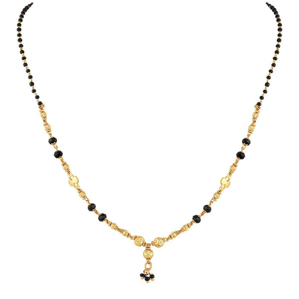 Asmitta Traditional Beautifully Design Mangalsutra - M146RRGLDJ8