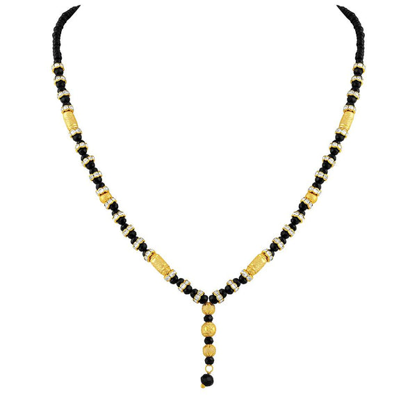 Asmitta Traditional Beautiful Design Mangalsutra - M148KJGLDJ5
