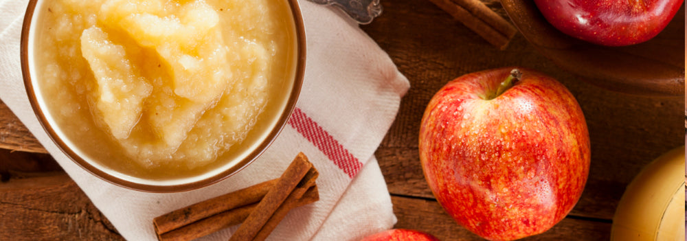 Autumn Learning and Crockpot Applesauce