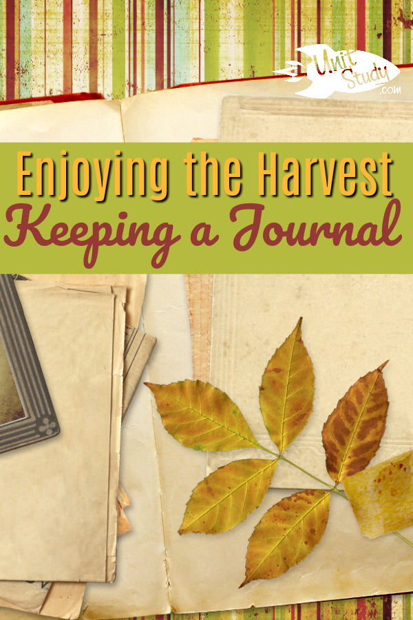 There are also some moments or events that strengthened and united your family, as well. I've made myself keep a small journal of these kinds of harvest insights, both for encouragement and so that I really realize the progress being made for our efforts. #parenting #homeschooling