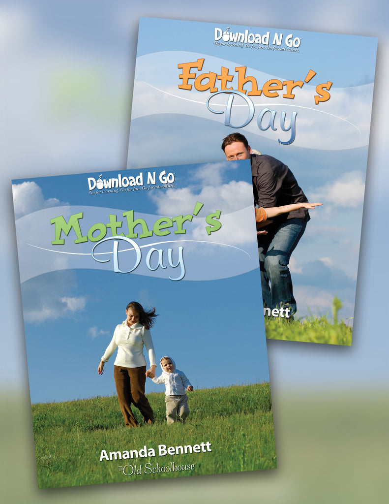 Mother's & Father's Day Set