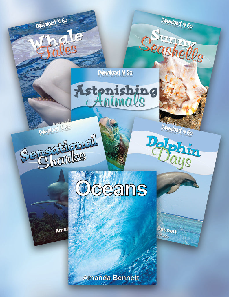 Oceans Adventure Set