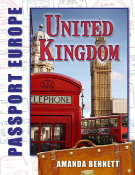 Passport Geography: United Kingdom
