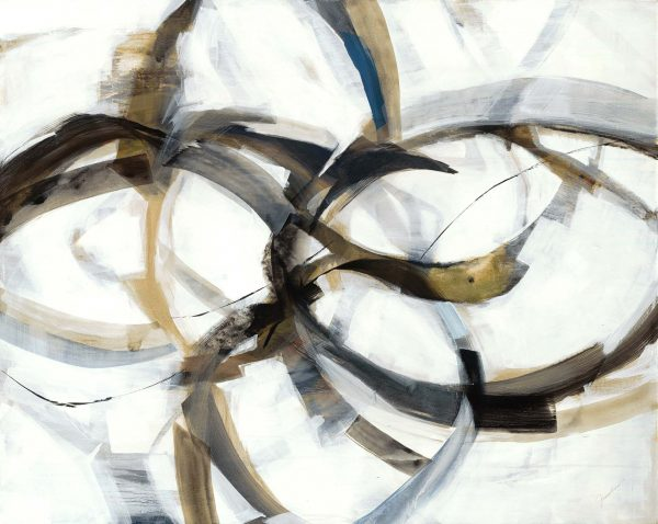 Wingspan by Liz Jardine | Liquid Acrylic Art