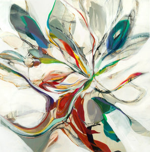Halcyon by Sarah Stockstill | Liquid Acrylic Art