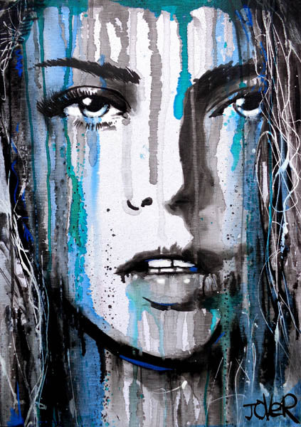 Bayou by Loui Jover| Liquid Acrylic Art