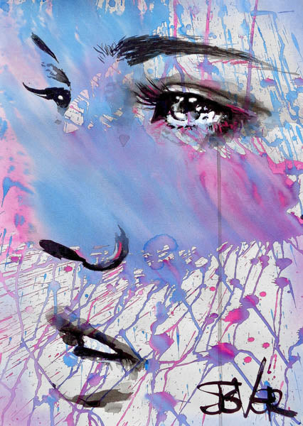 So It Is by Loui Jover| Liquid Acrylic Art