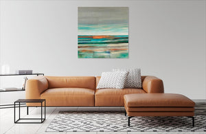 Coastal Colors by Pablo Rojero | Liquid Acrylic Art