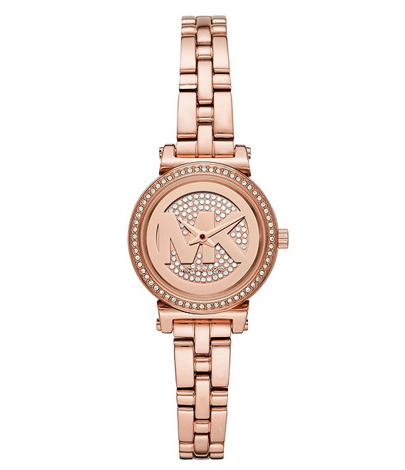 Michael Kors Women's Petite Sofie Pavé Watch