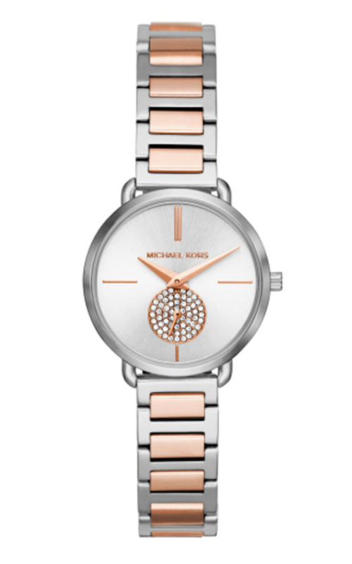 Michael Kors Women's Portia Petite Watch