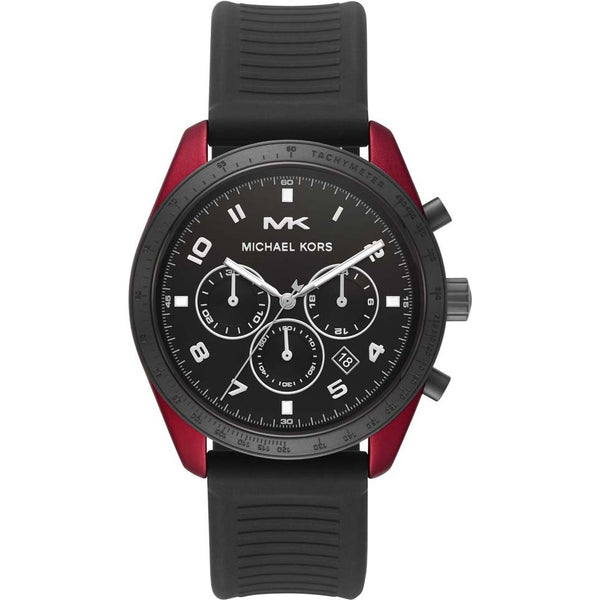 Michael Kors Men's Keaton Coated Watch