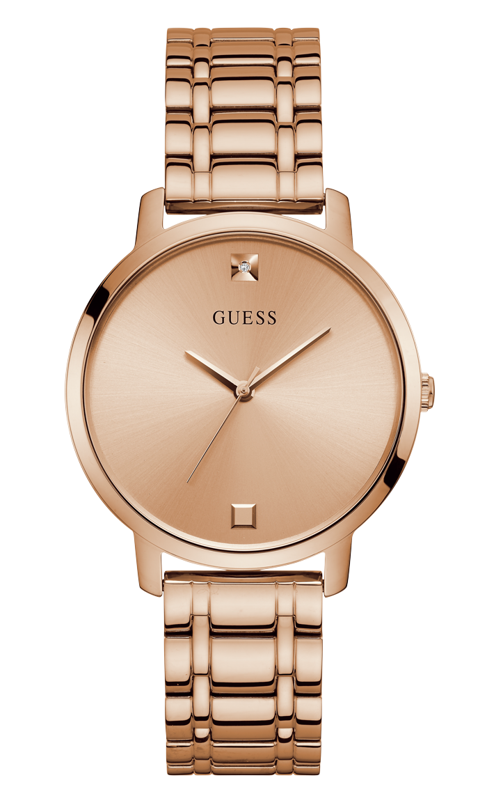 Guess Women's Diamond Analog Watch