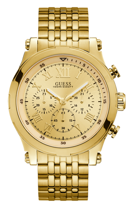 Guess Men's Anchor Multilfunction Watch