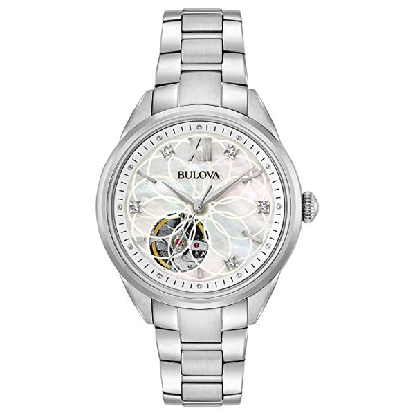 Bulova Women's Automatic Diamond Watch