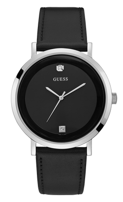 Guess Men's Diamond Accent Watch