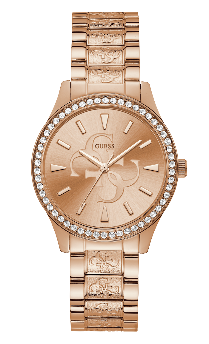 Guess Women's Quattro G Analog