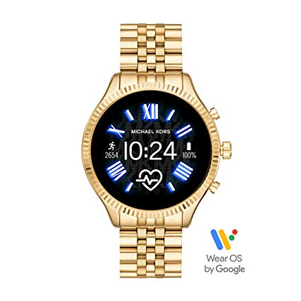 Michael Kors Lexington 2 Gold-Tone Smartwatch