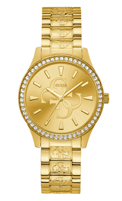 Guess Women's Quattro G Analog Watch