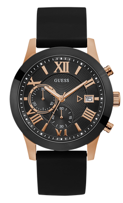 Guess Men's Atlas Watch
