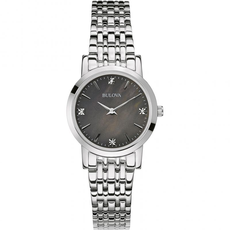 Bulova Women's Classic Diamond Watch