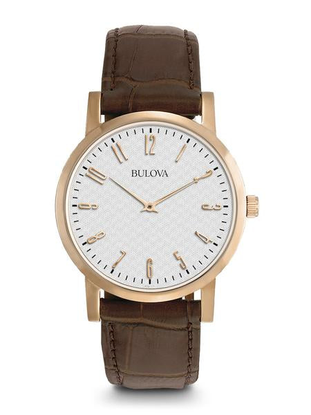 Bulova Men's Classic Watch