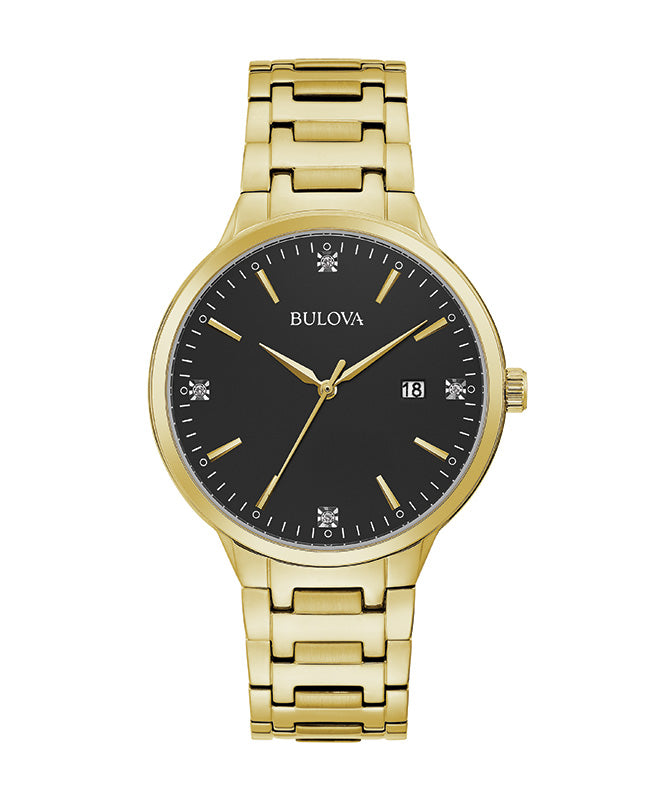 Bulova Men's Gold-Tone Watch