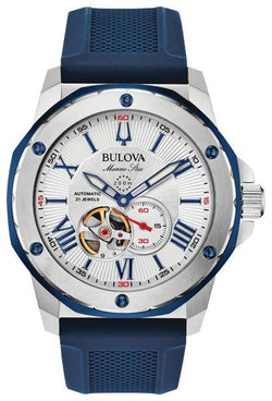 Bulova Men's Automatic Marine Star Watch