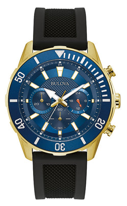 Bulova Men's Sport Chronograph Watch