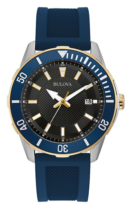 Bulova Men's Sport Strap Watch
