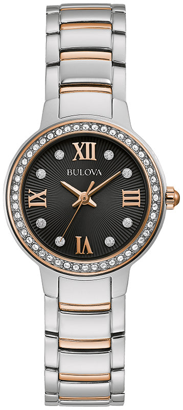 Bulova Women's Crystal Accent Watch