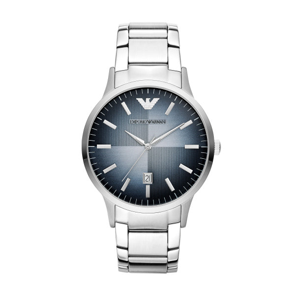 Emporio Armani Men's Renato Watch