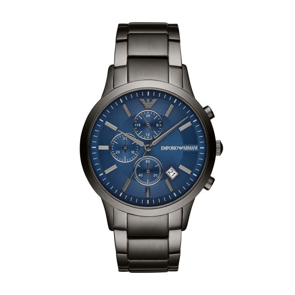 Emporio Armani Men's Stainless Steel Chronograph
