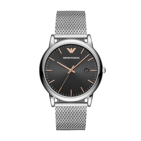 Emporio Armani Men's Steel Watch