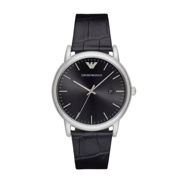 Emporio Armani Men's Three-Hand Watch