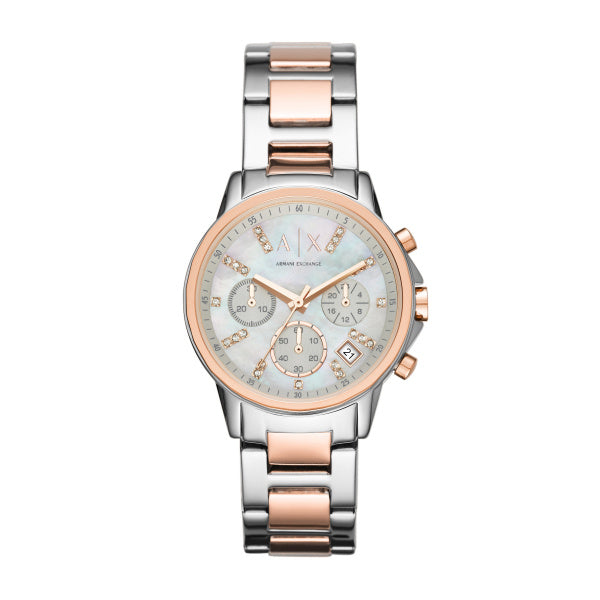 Armani Exchange Women's Lady Banks Watch