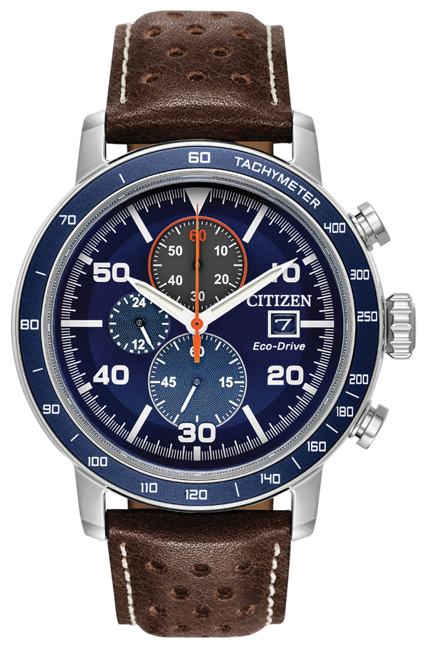 Citizen Men's Eco-Drive Brycen Chronograph Watch